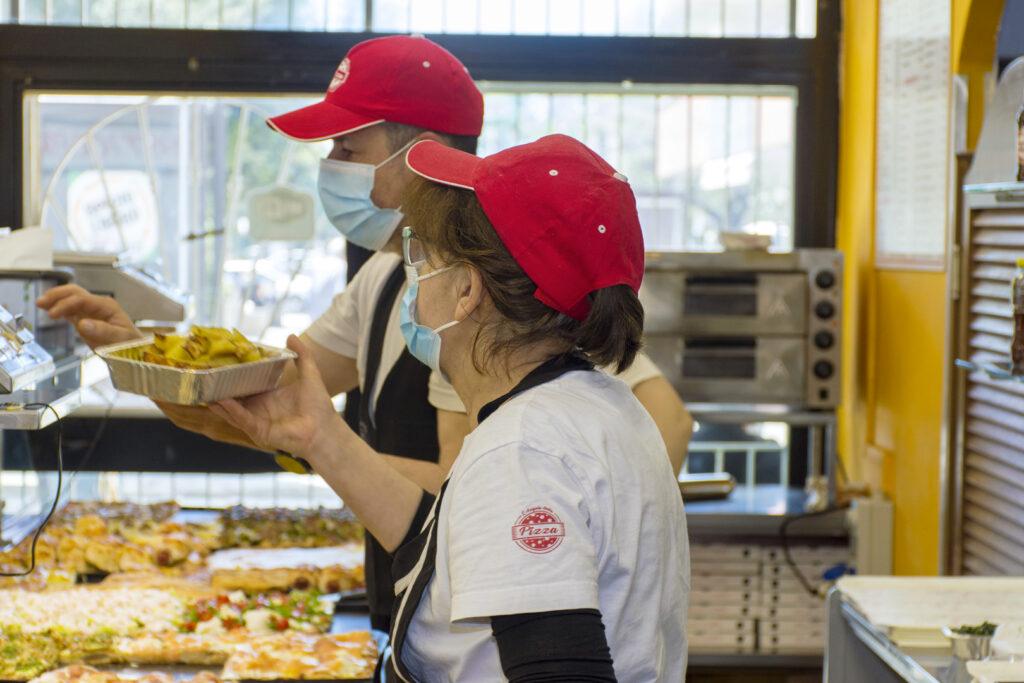 pizzeria rosticceria ladispoli angolo della pizza